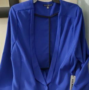 Jackets & Blazers - Women's Elegant Blazer/Cardigan